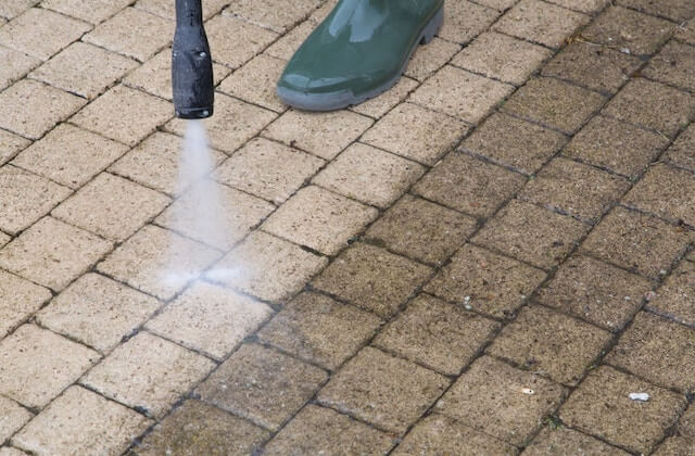 fishers patio cleaning