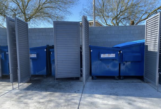 dumpster cleaning in fishers