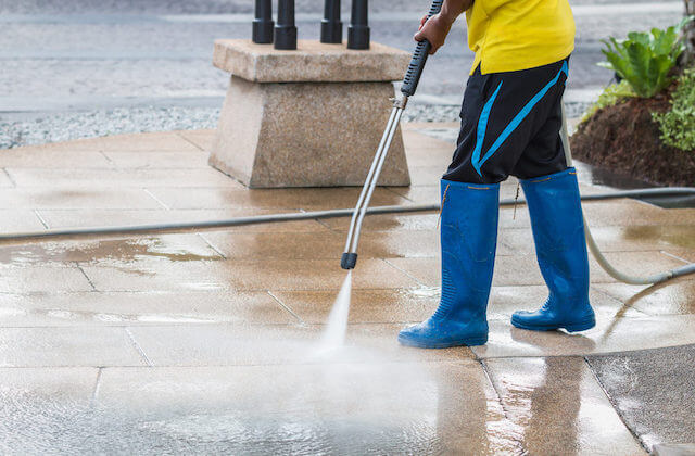 commercial cleaning fishers
