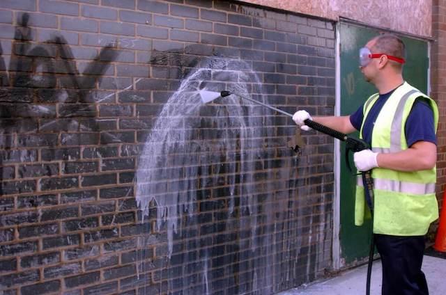 graffiti removal in fishers